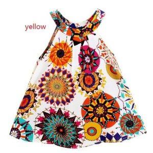 Other - Baby girl summer dress A line princess